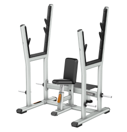 Precor Olympic Shoulder Press Bench