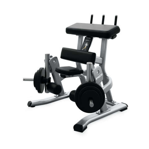 Precor Plate-Loaded Leg Curl