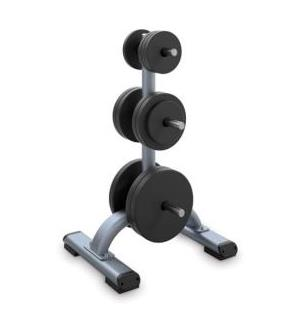Precor Weight Plate Tree