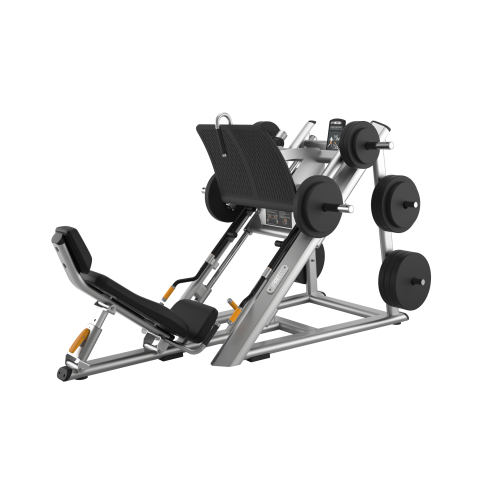 Precor Plate-Loaded Angled Leg Press