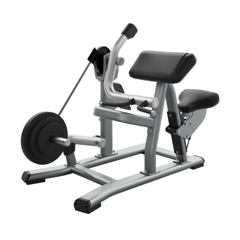 Precor Plate-Loaded Biceps Curl