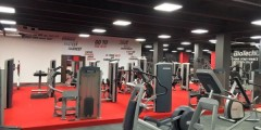 FITNESS FIVE & GYM BUDAPEST
