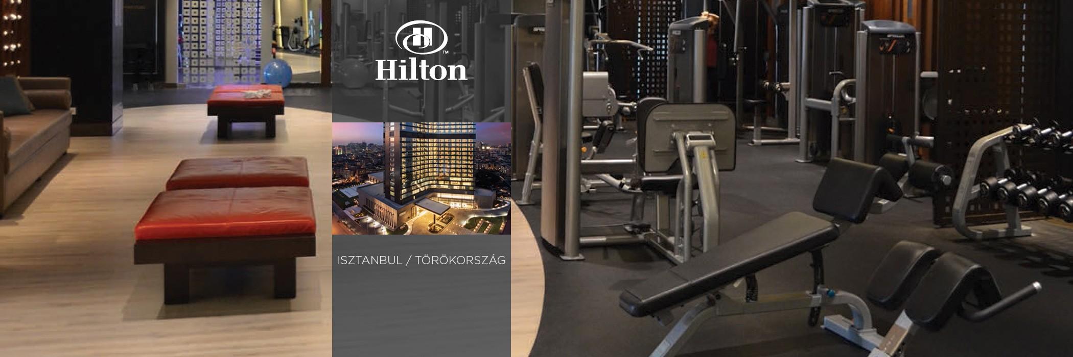 Hilton - Isztanbul / Törökország