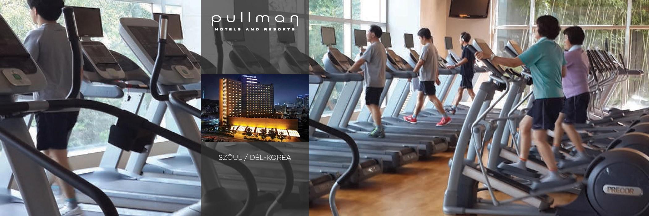 Pullmann Hotels and Resorts - Szöul / Dél-Korea